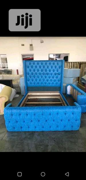 Bed With Two Bed Size   Furniture for sale in Lagos State, Ikorodu