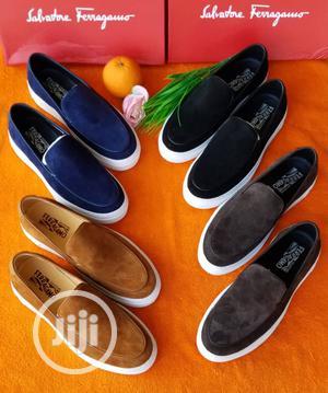 Original Salvatore Ferragamo Italian Sneaker   Shoes for sale in Lagos State, Lagos Island (Eko)