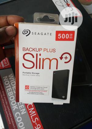 Seagate 500GB Gigabytes External Hard Disk Drive   Computer Accessories  for sale in Lagos State, Ikeja