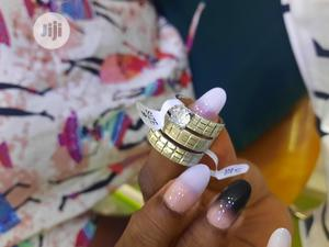 Wedding Ring Bands, 3pcs | Wedding Wear & Accessories for sale in Delta State, Oshimili South