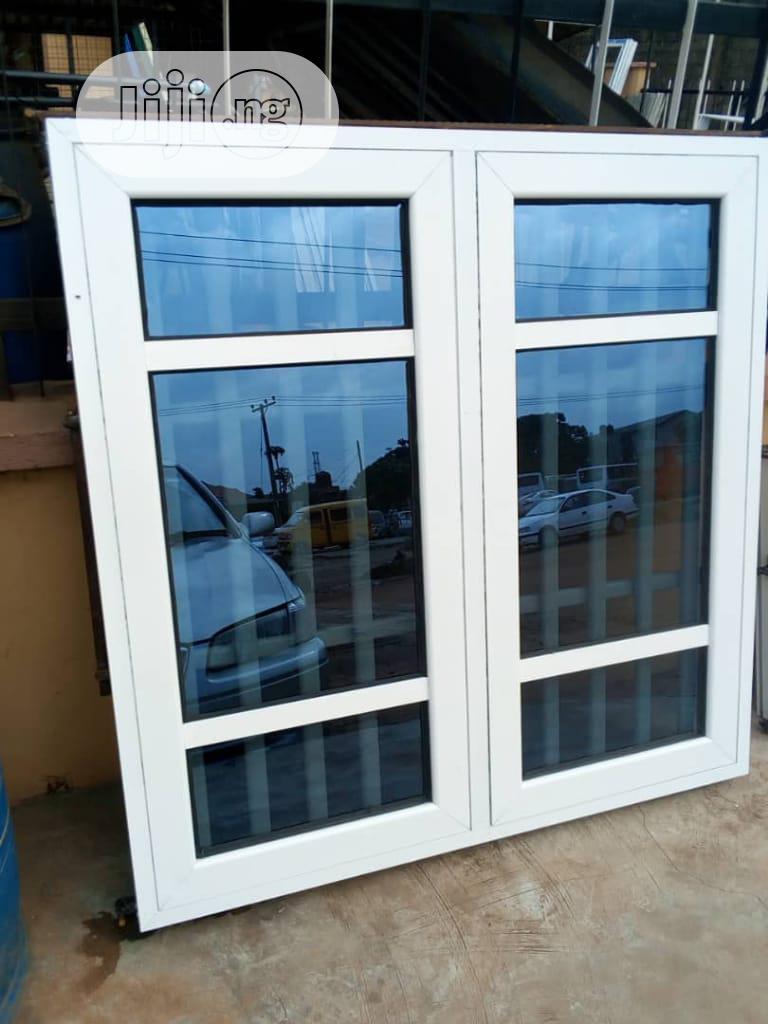 Casement Window With Burglary   Windows for sale in Ikorodu, Lagos State, Nigeria