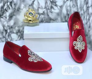 Calvin Klein (CK) Suede Shoe for Men's   Shoes for sale in Lagos State, Lagos Island (Eko)