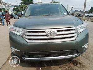 Toyota Highlander 2008 Sport Green | Cars for sale in Lagos State, Amuwo-Odofin