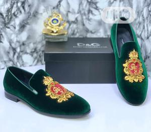 Dolce Gabbana (D G) Suede Shoe for Men's | Shoes for sale in Lagos State, Lagos Island (Eko)
