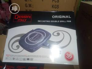Dessini Double Sided Grill Pan 36cm | Kitchen & Dining for sale in Lagos State, Lagos Island (Eko)