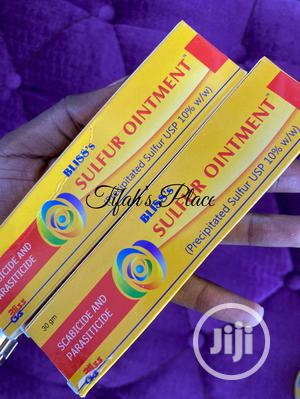 Sulphur Ointment | Skin Care for sale in Abuja (FCT) State, Gwarinpa