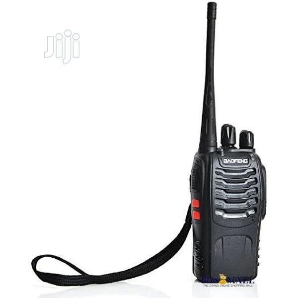 2PCS OF Baofeng 888s Walkie Talkie Handheld Radio | Audio & Music Equipment for sale in Ikeja, Lagos State, Nigeria
