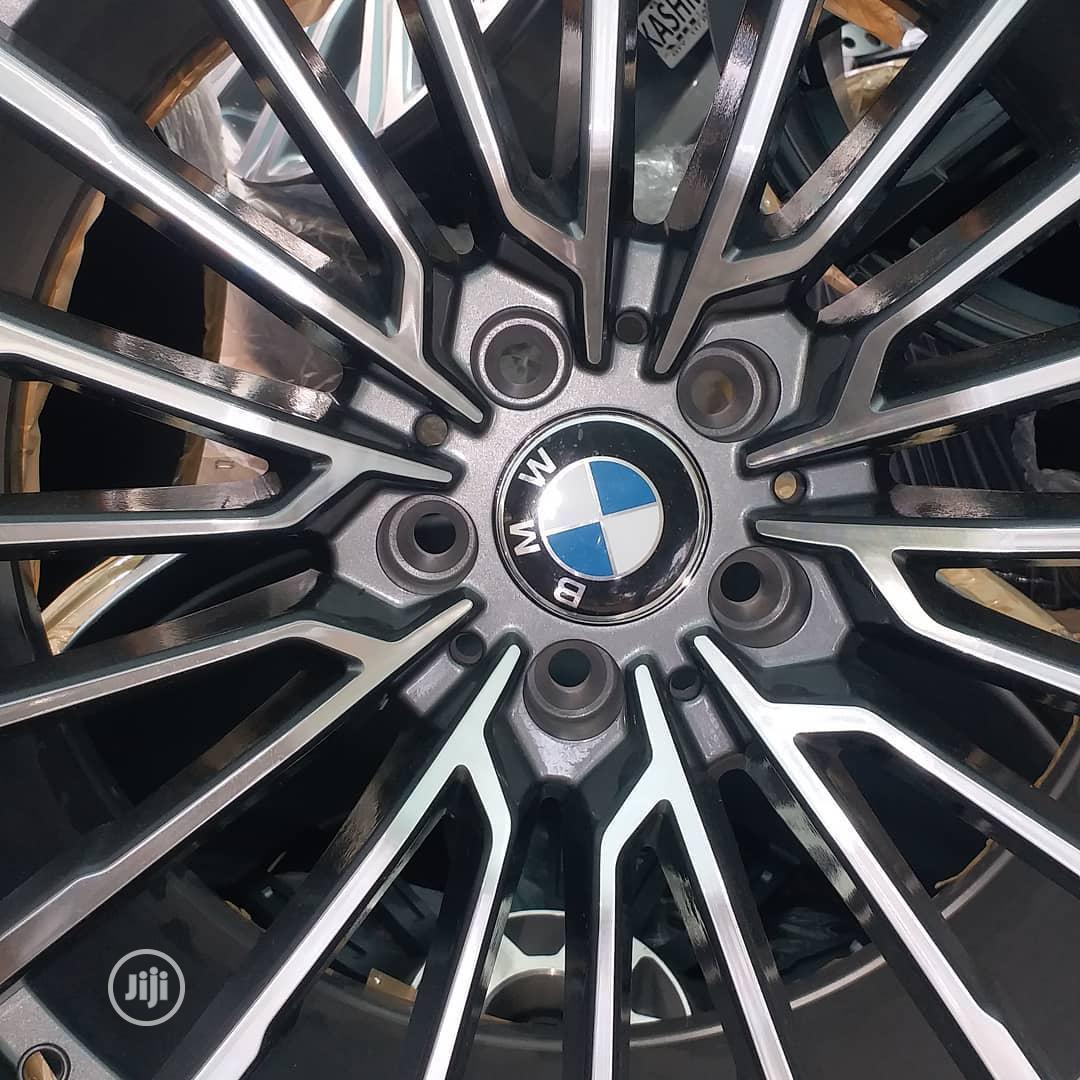 Archive: New BMW Rims