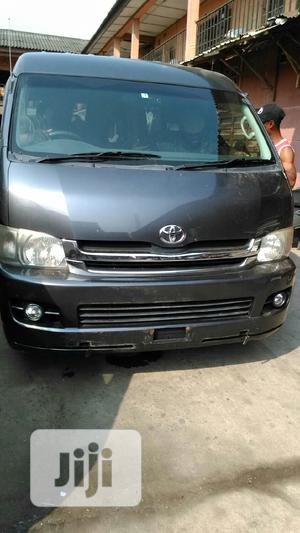 Toyota Hiace 2010 Gray | Buses & Microbuses for sale in Lagos State, Amuwo-Odofin