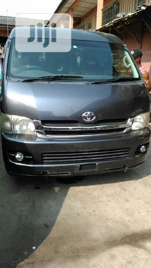 Toyota Hiace Black | Buses & Microbuses for sale in Lagos State, Ojo