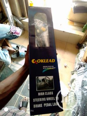 Steering Lock   Vehicle Parts & Accessories for sale in Anambra State, Nnewi