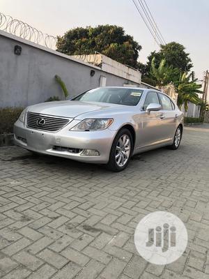 Lexus LS 2007 460 Luxury Sedan Silver | Cars for sale in Lagos State, Ajah