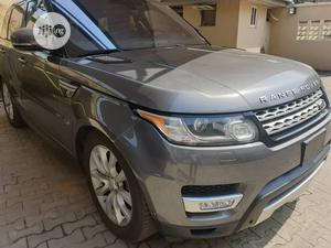 Land Rover Range Rover Sport 2016 SE 4x4 (3.0L 6cyl 8A) Gray   Cars for sale in Lagos State, Ajah