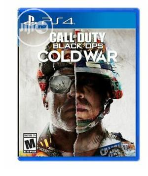 Call of Duty Black Ops Cold War | Video Games for sale in Lagos State, Ikeja
