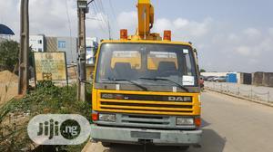 Daf 45 150 Turbo Man Lift Truck For Sale | Trucks & Trailers for sale in Lagos State, Ojodu