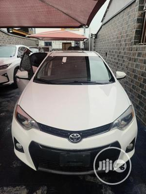 Toyota Corolla 2014 White | Cars for sale in Lagos State, Surulere