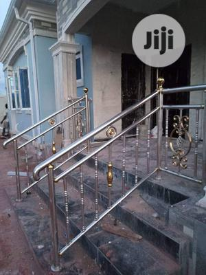 Stainless Railings @Design Pipe   Building Materials for sale in Abuja (FCT) State, Wuse 2