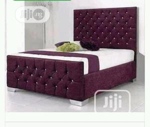 Set of Bed With One Bed Size | Furniture for sale in Lagos State, Ikorodu