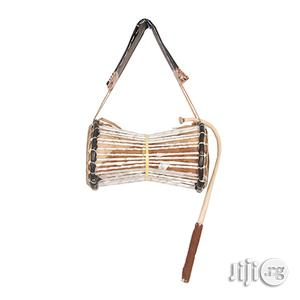 Talking Drum With Stick - Ilu Gangan | Musical Instruments & Gear for sale in Lagos State, Ojodu