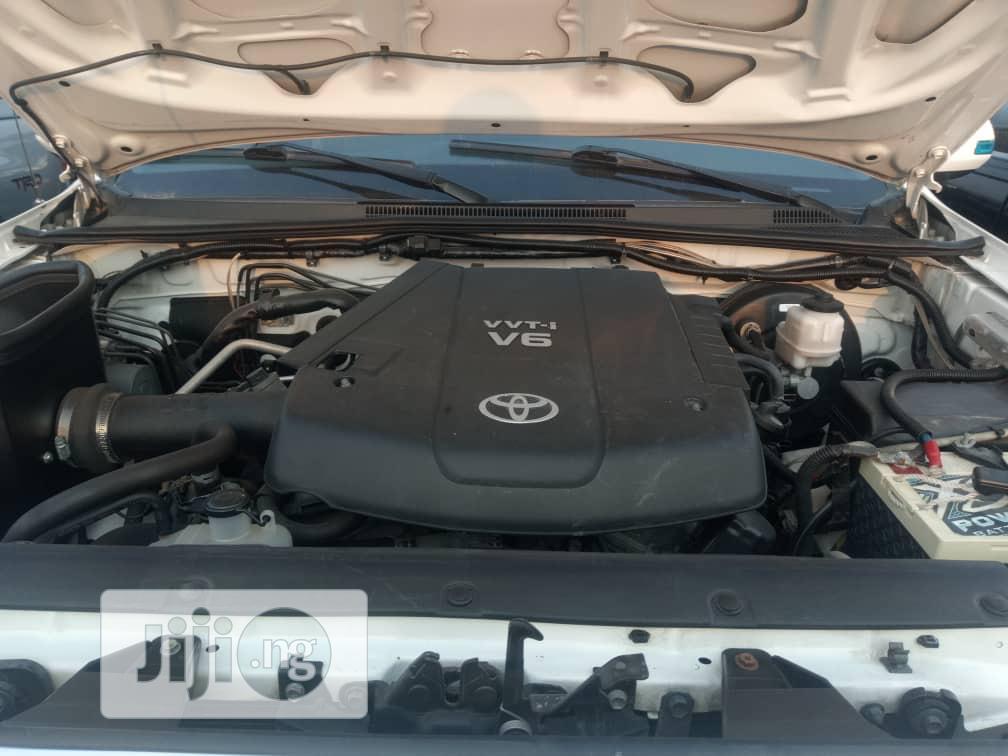 Archive: Toyota Tacoma 2013 White