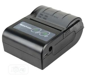 Bluetooth POS Mobile Thermal Printer 58mm | Printers & Scanners for sale in Lagos State, Ikeja