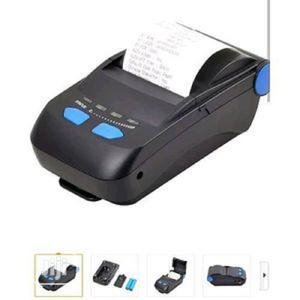 Xprinter Mini Bluetooth Receipt Mobile Printer 58mm Paper | Printers & Scanners for sale in Lagos State, Ikeja