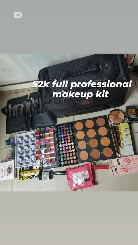 Professional Makeup Kit | Makeup for sale in Ikeja, Lagos State, Nigeria