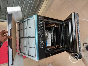 Midea 4 Gass Cooker 50x55 | Kitchen Appliances for sale in Lagos State, Ikeja