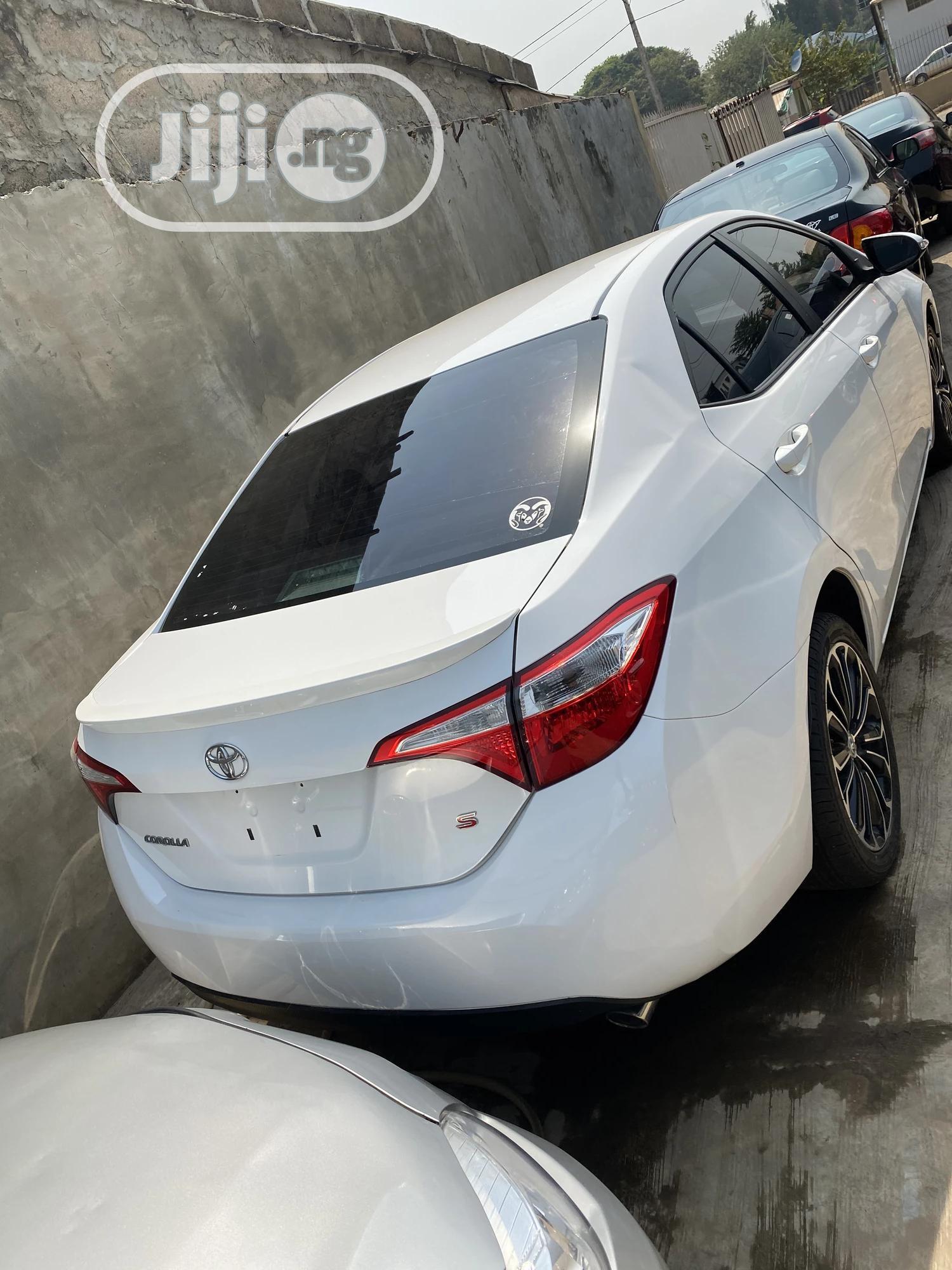 Toyota Corolla 2014 White | Cars for sale in Ibadan, Oyo State, Nigeria