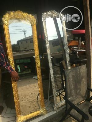 Gold Mirror | Home Accessories for sale in Lagos State, Lekki