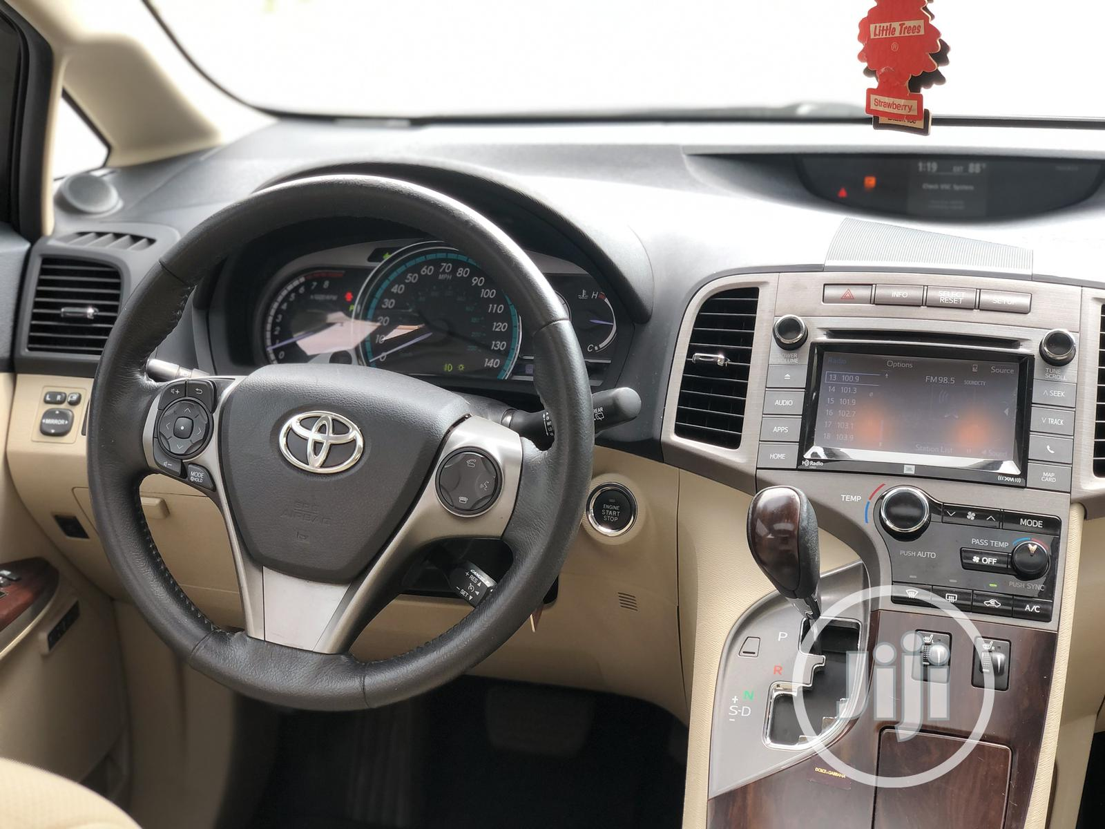 Toyota Venza 2015 White   Cars for sale in Lekki, Lagos State, Nigeria