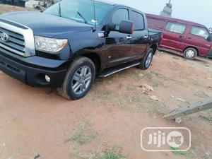 Toyota Tundra 2010 CrewMax Limited 5.7L Black   Cars for sale in Imo State, Owerri