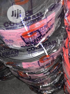 1.5mm Full Original Single Coleman Nigeria Cable   Electrical Equipment for sale in Lagos State, Magodo