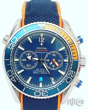 Omega Seamaster Chronograph Wristwatch | Watches for sale in Lagos State, Oshodi