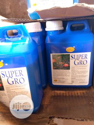 Supergro Natural Fertilizer   Feeds, Supplements & Seeds for sale in Lagos State, Epe