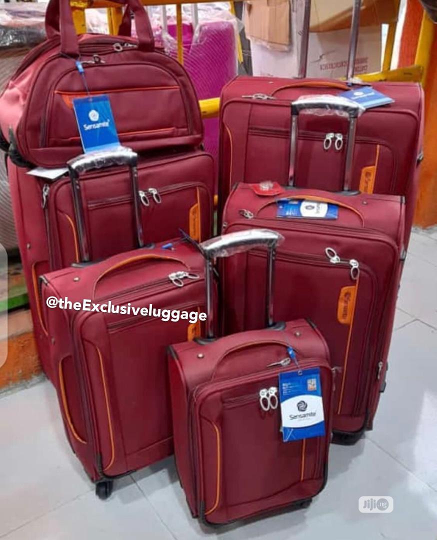 Unique Travelling Bags