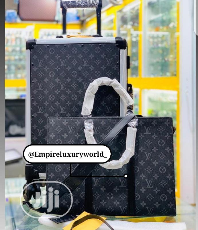 Archive: Louis Vuitton Luggage and Laptop Bag