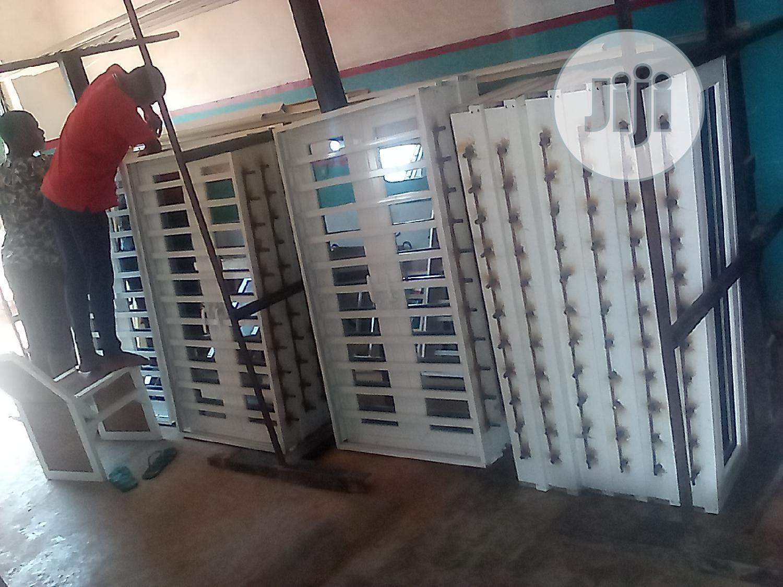 Prime Casement Windows With Protector   Windows for sale in Benin City, Edo State, Nigeria