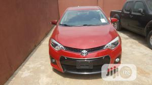 Toyota Corolla 2015 Red | Cars for sale in Lagos State, Gbagada