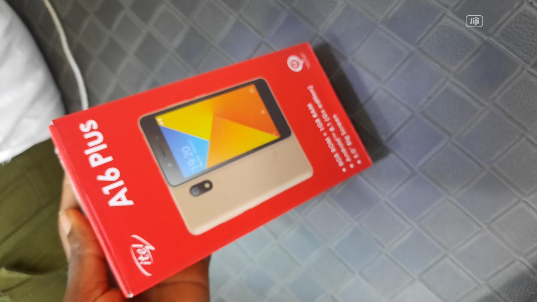 New Itel A16 Plus 8 GB