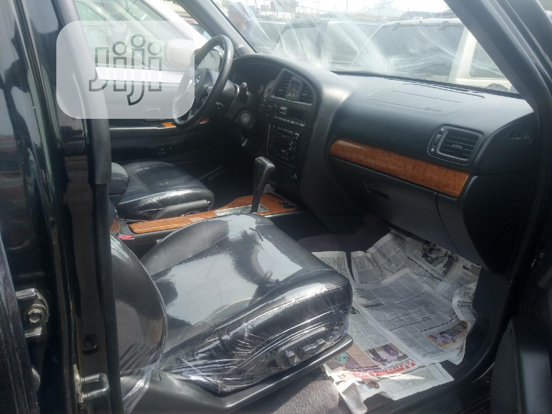 Archive: Nissan Pathfinder 2003 LE AWD SUV (3.5L 6cyl 4A) Black