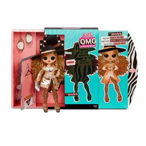 L.O.L. Surprise! O.M.G. Series 3 Da Boss Fashion Doll With 2 | Toys for sale in Lagos State, Ajah
