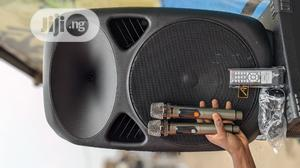 """BIG 15"""" Amaz Pa System/Rechargeable Bluetooth Speaker 