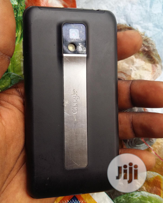 Archive: LG Optimus 2X 8 GB Black