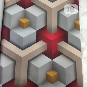 3D Wallpaper Muticoloured   Home Accessories for sale in Lagos State, Ikotun/Igando
