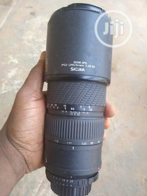 70-210mm F/2.8 Manual Focus Sigma (Nikon Mount) Lens | Accessories & Supplies for Electronics for sale in Oyo State, Ibadan