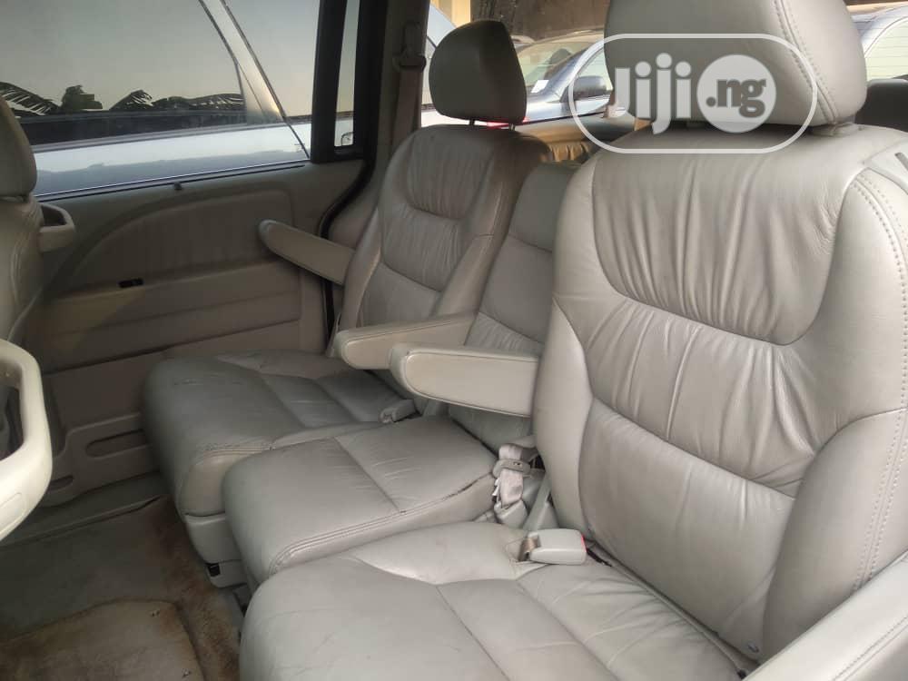 Archive: Honda Odyssey 2008 EX-L DVD Gray