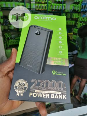 27000mah Oraimo Power Bank | Accessories for Mobile Phones & Tablets for sale in Lagos State, Ikeja