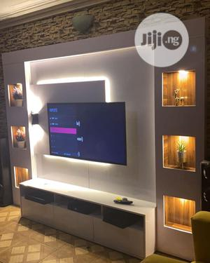 TV Stand Media Units And | Furniture for sale in Lagos State, Ikeja