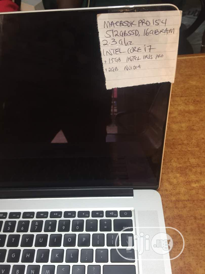 Archive: Laptop Apple MacBook Pro 16GB Intel Core I7 SSD 256GB